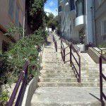 Ville d'escaliers... Ouf, encore une...