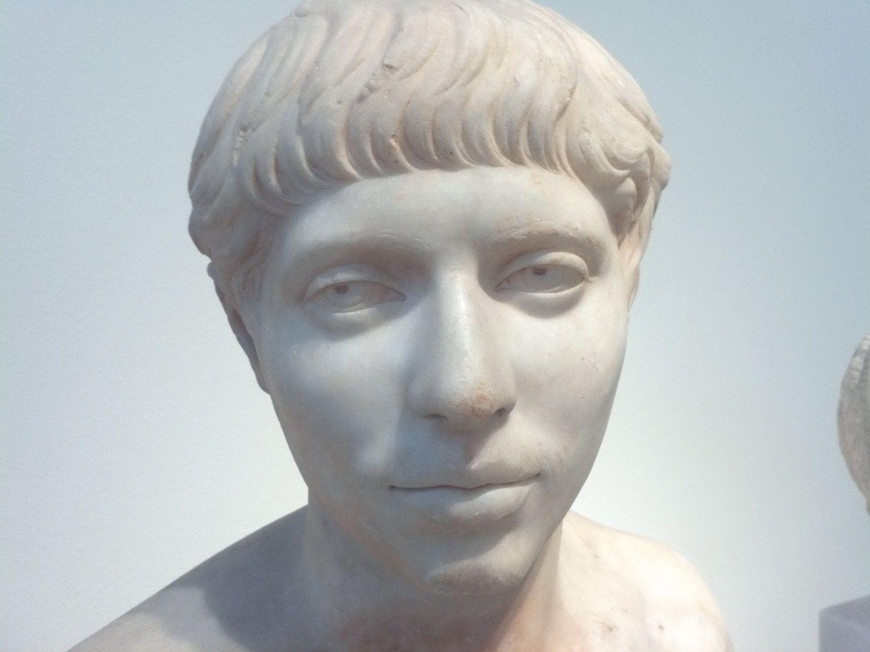 Le jeune homme d'Eleusis