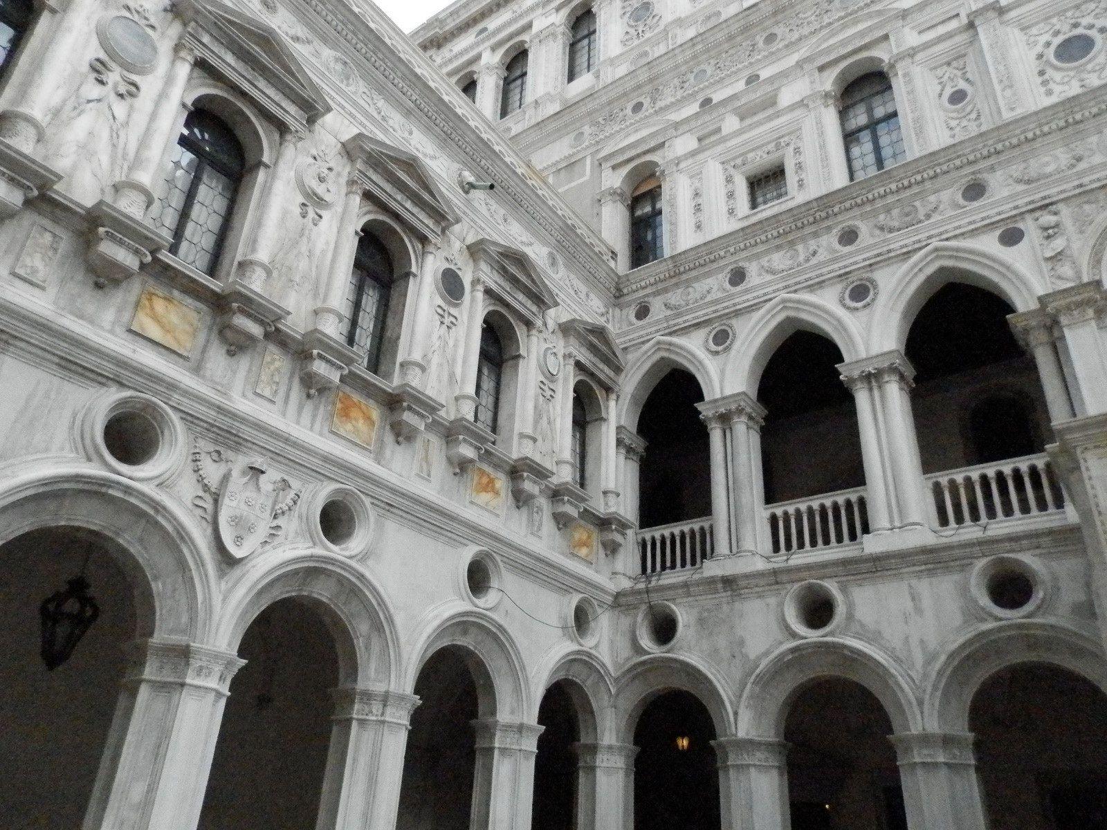 Cour du Palais des Doge