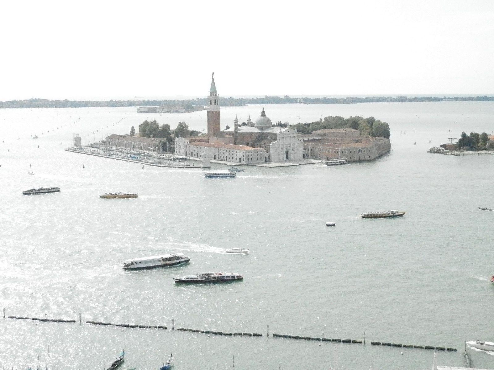 San Giorgio Maggiore vu du Campanil
