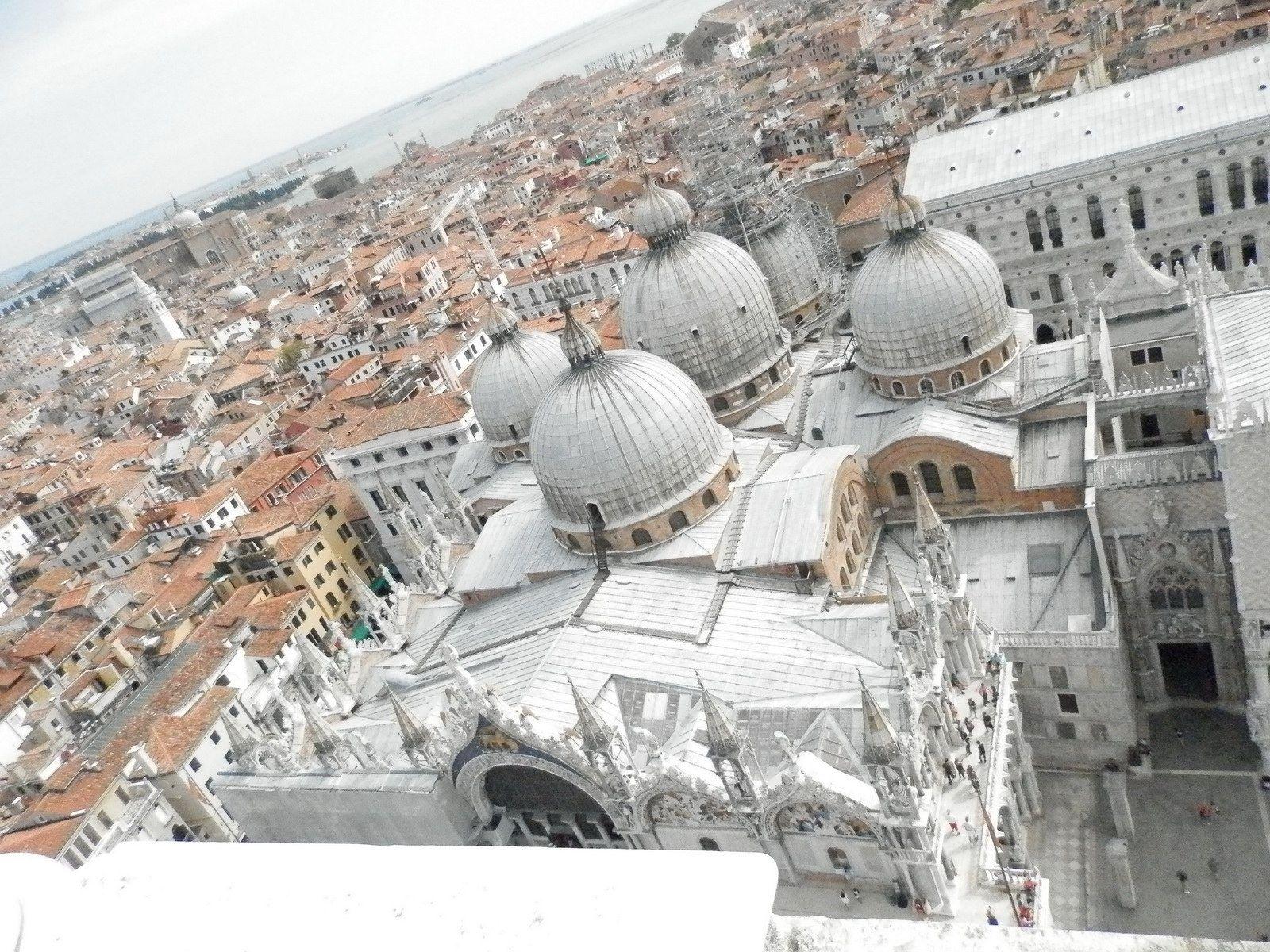 Basilique Saint-Marc vu du Campanil