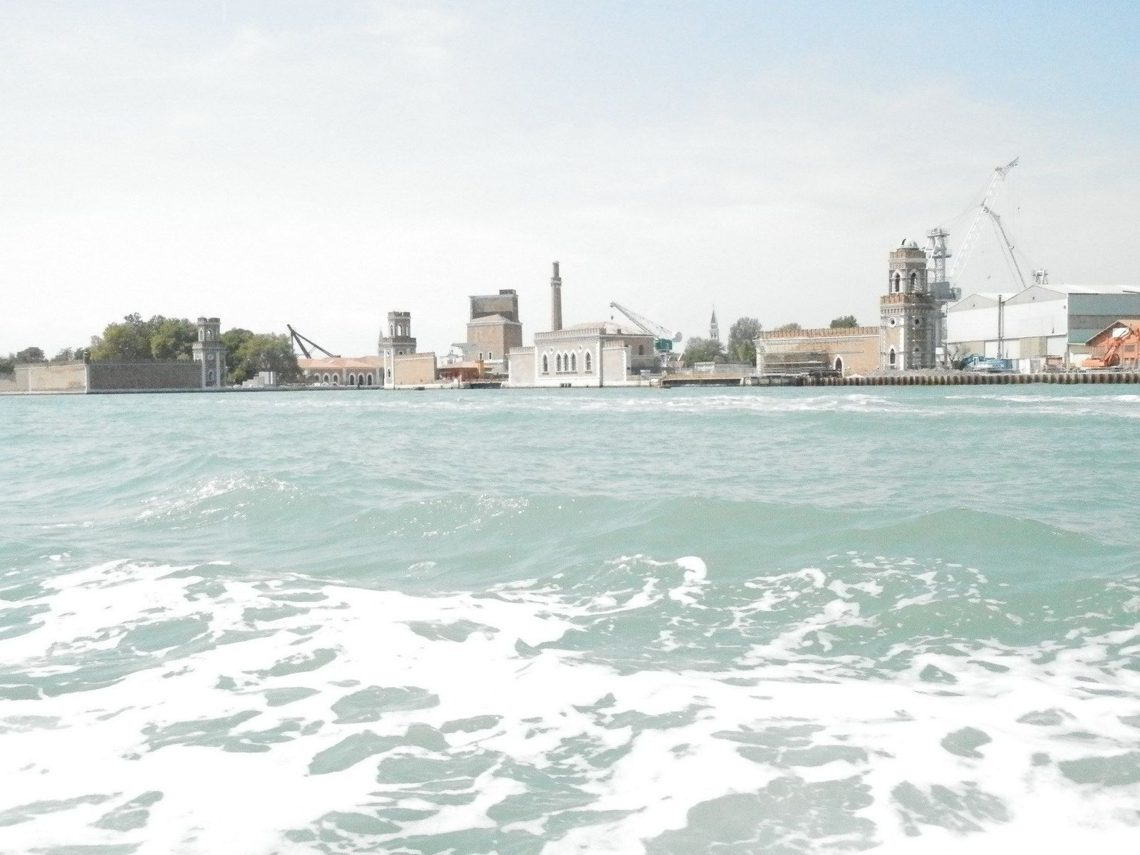 L'Arsenal de Venise
